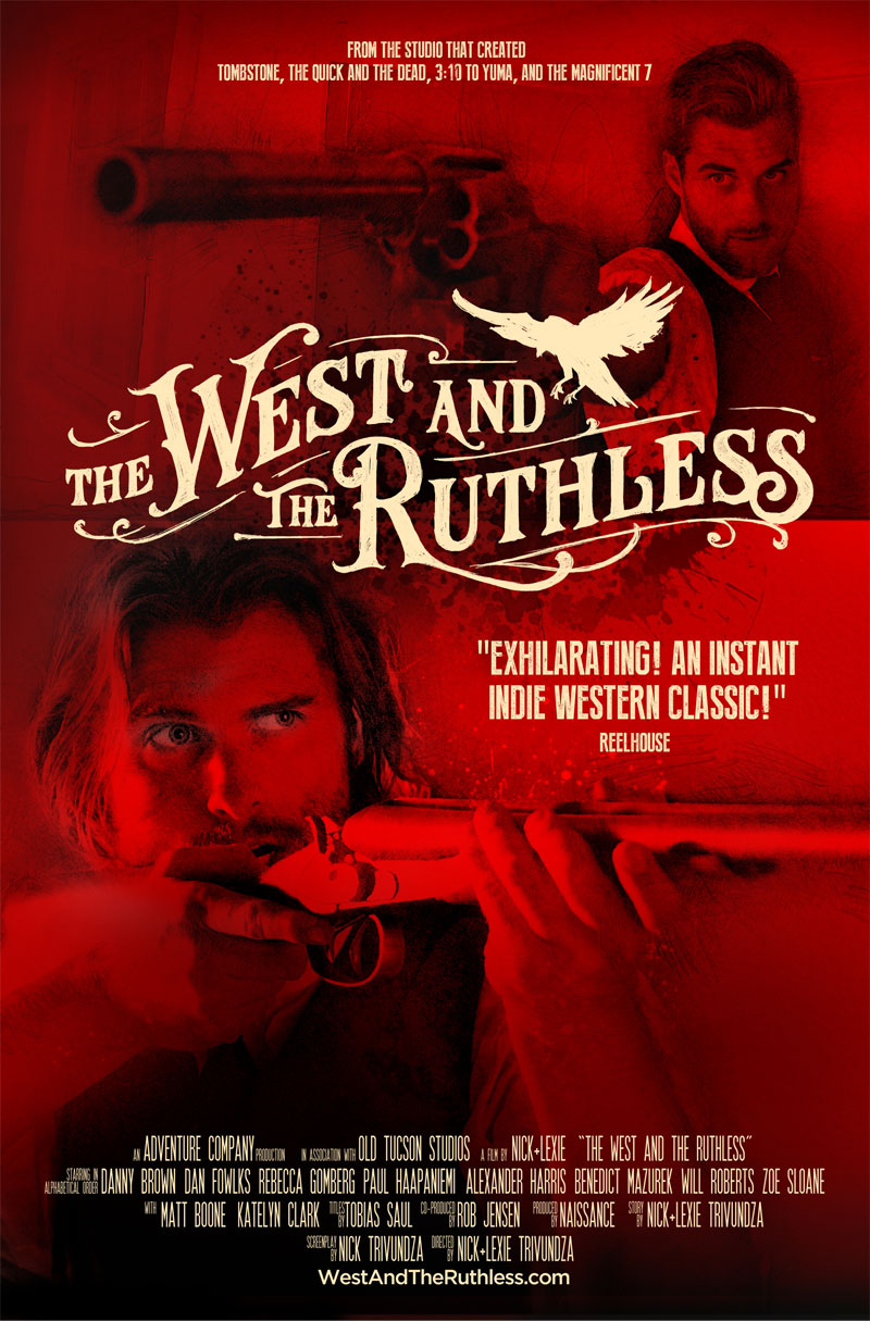 The-West-and-the-Ruthless-Official-Poster