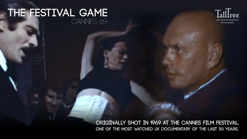 The Festival Game Cannes 69