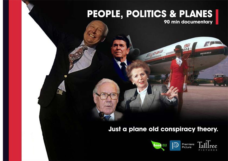 Sir Freddie Laker People, Politics & Planes